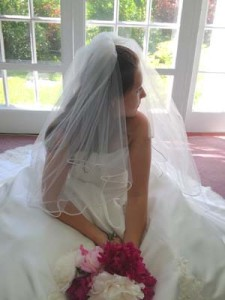 Vermont Wedding Bride