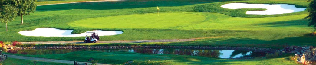 golf near Four Chimneys Inn in historic Bennington, VT