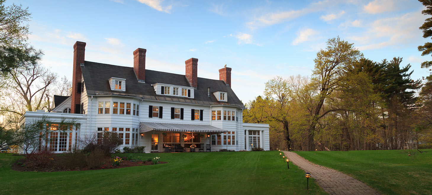 A private estate for your next Vermont retreat center
