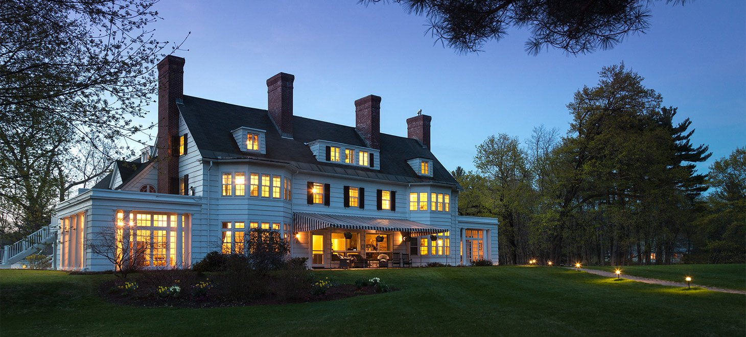 romantic Bennington Inn