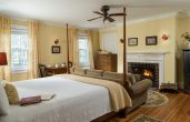 Romantic Getaway in VT with fireplaces