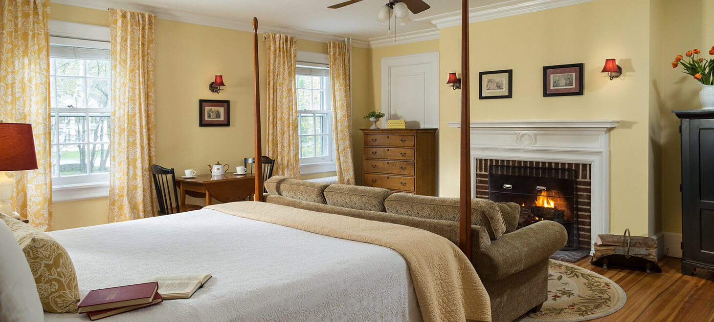 Enjoy the perfect escape at our romantic getaway in VT