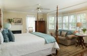 Bennington VT B&B with four poster beds