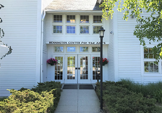 Bennington Center for the Arts