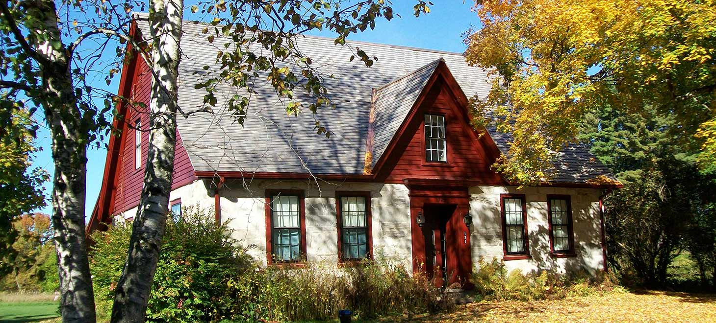 Robert Frost Stone House Museum
