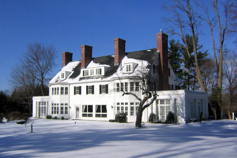 Your Romantic Vermont Getaway at The Four Chimneys Inn