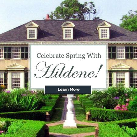 Celebrate Spring with Hildene