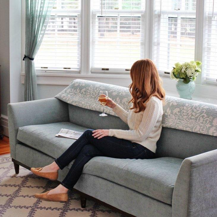 Bennington, VT Bed and Breakfast - Woman Drinking Wine