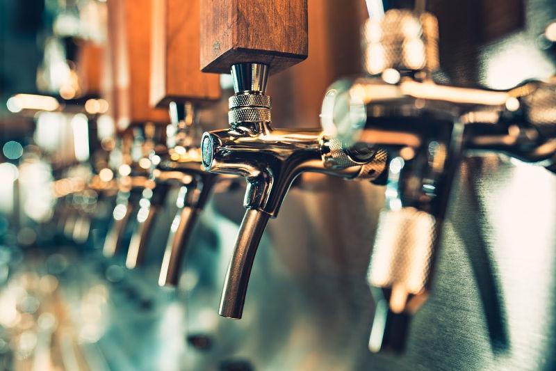 Beer Taps in Vermont