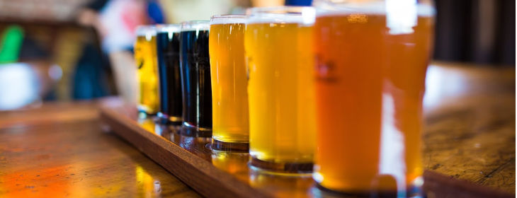 Breweries in VT