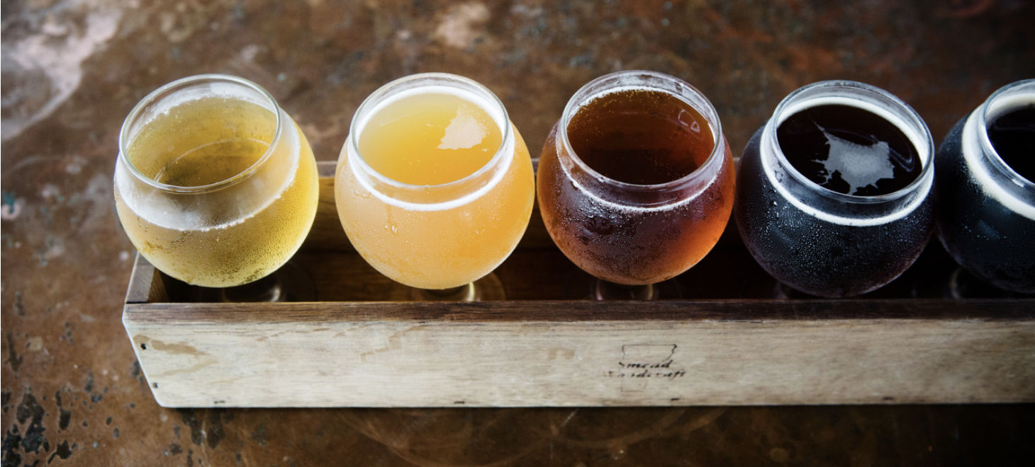 Craft Beer Trail in Vermont