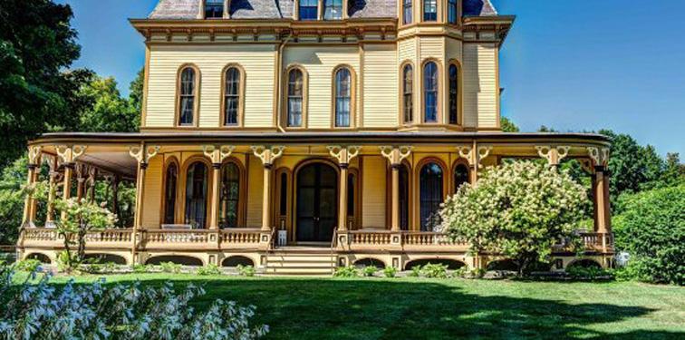park mccullough historic govenors mansion summer bennington vermont